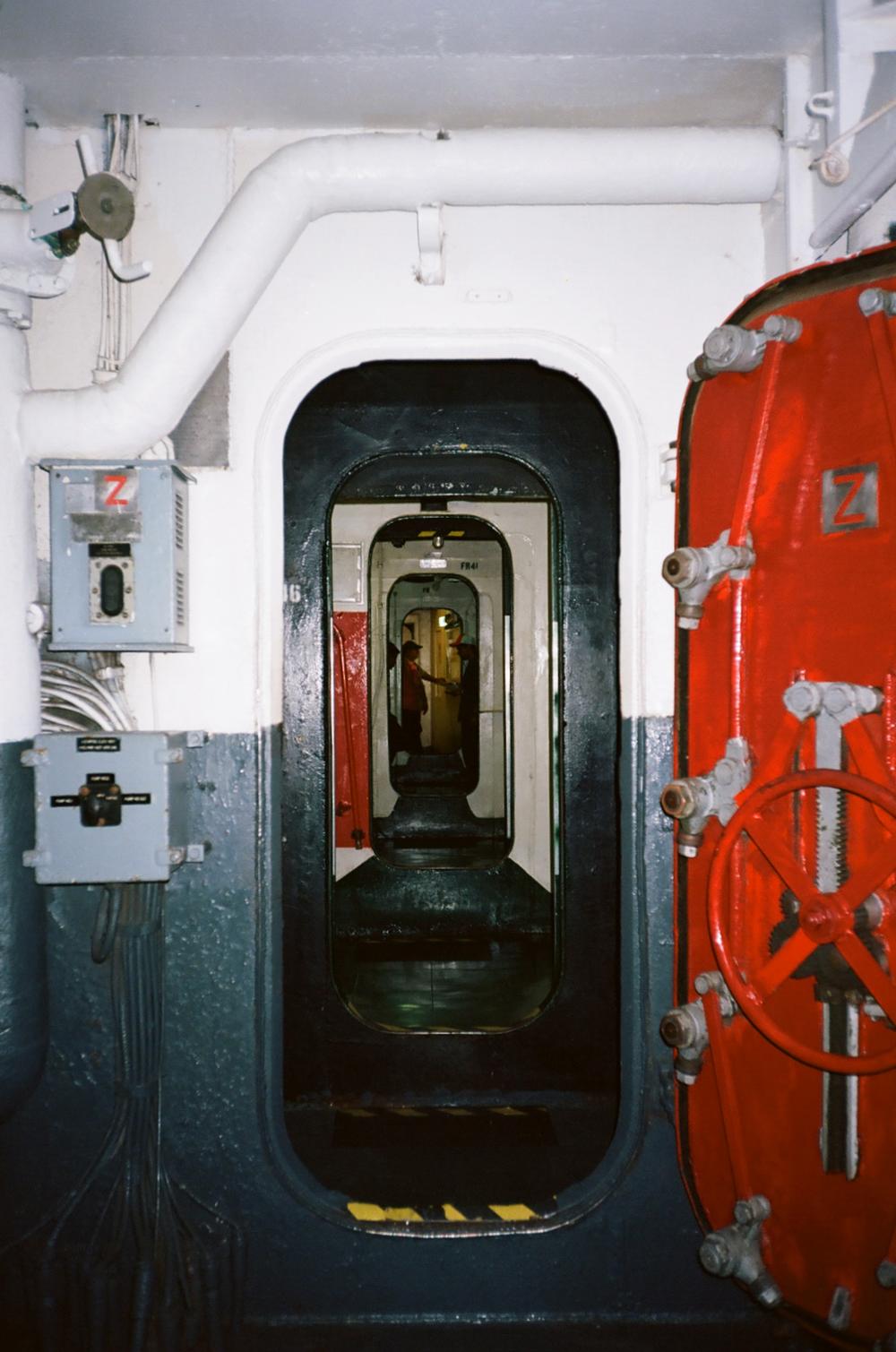Third Door On The Left