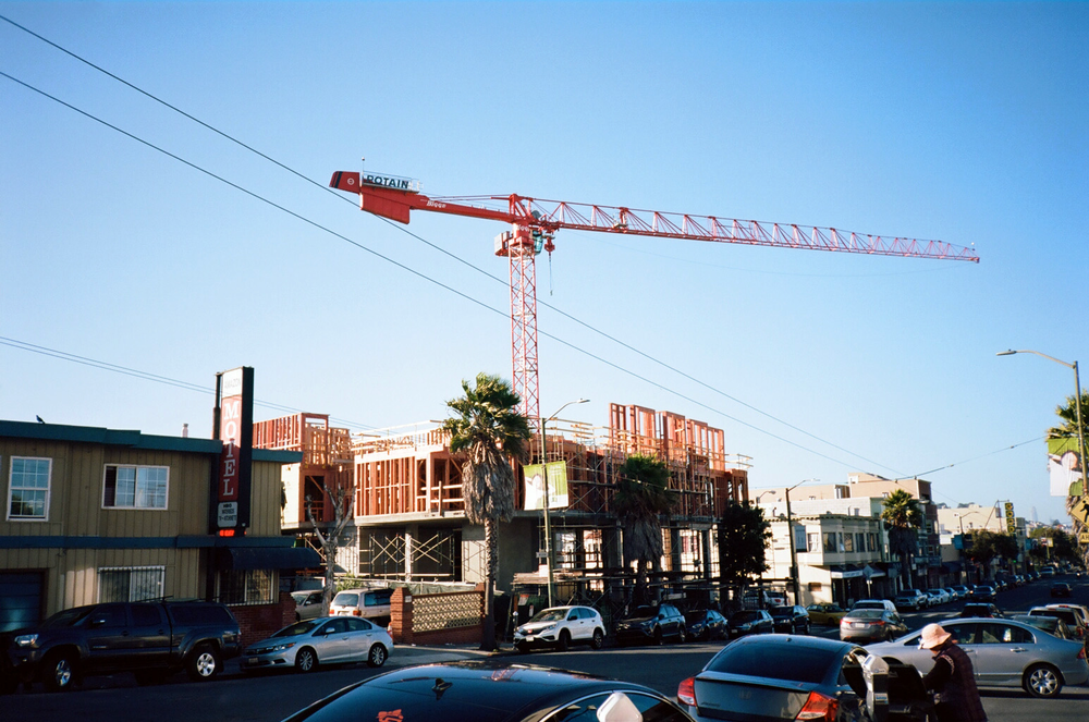 Neighborhood Construction