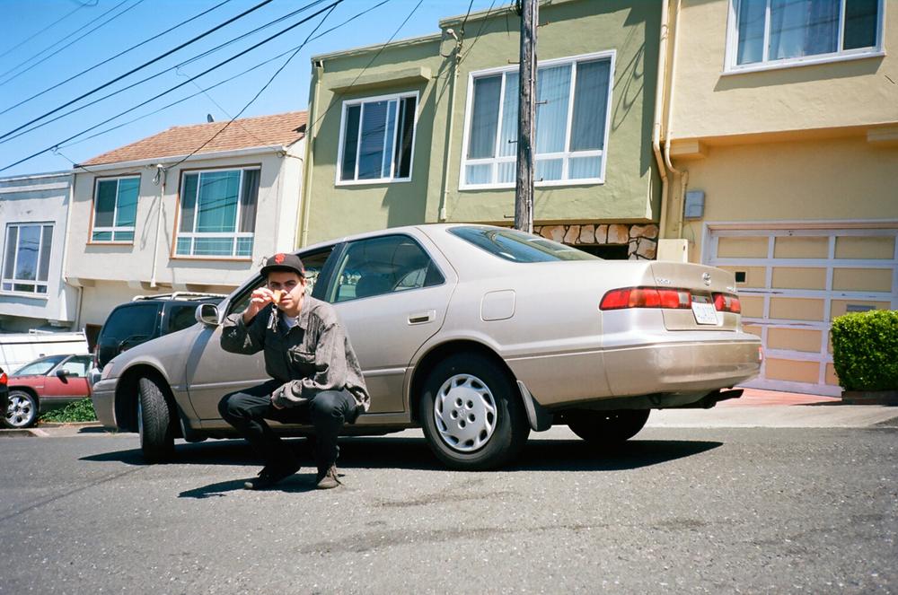 Julian Larkin: Keys To The Whip