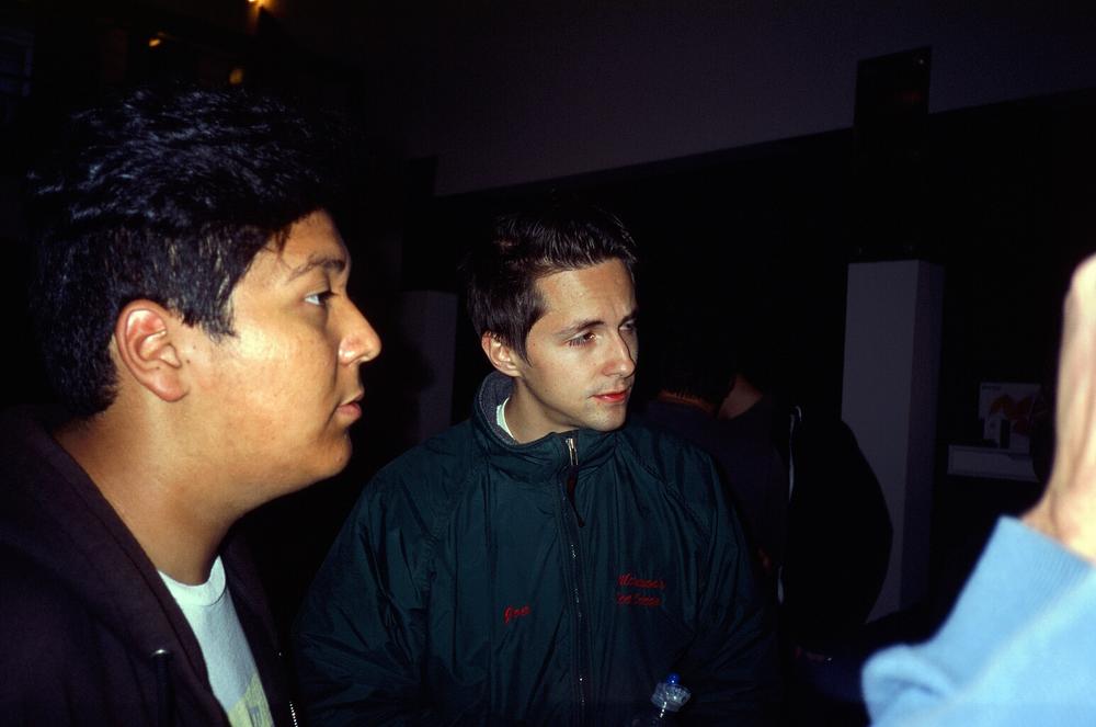 Cesar Chavez & Joseph Sample: Listening