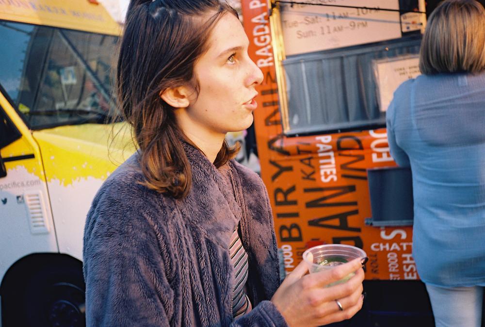Chloe Campbell: Food Trucks