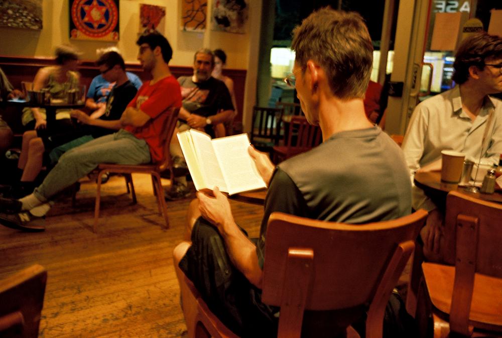Reading In Public