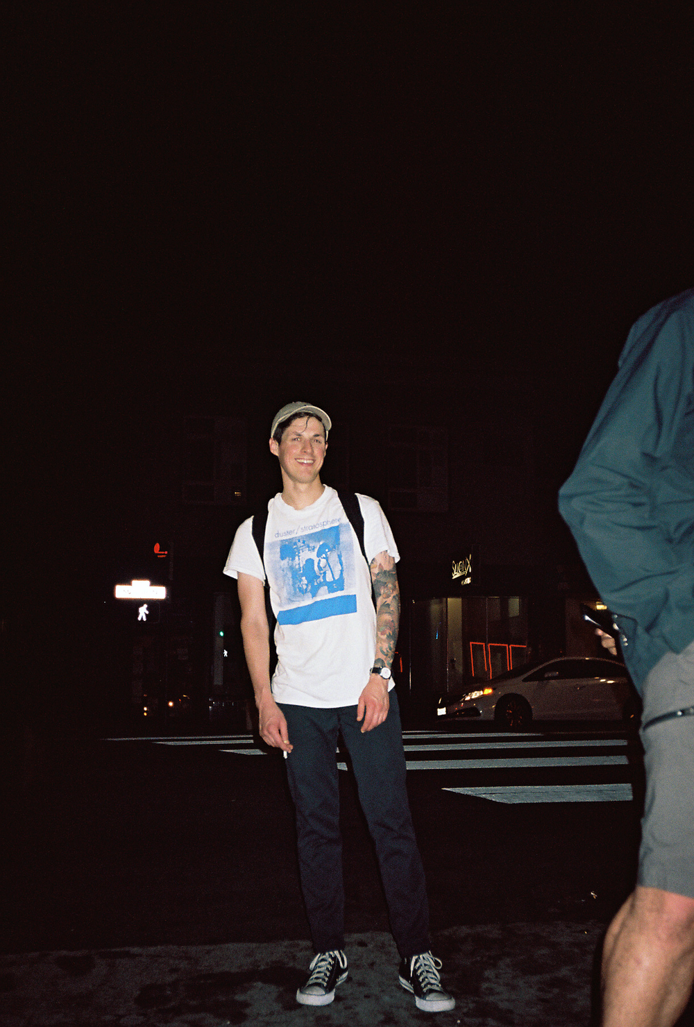 Matt Curtis: Mission Street Smile