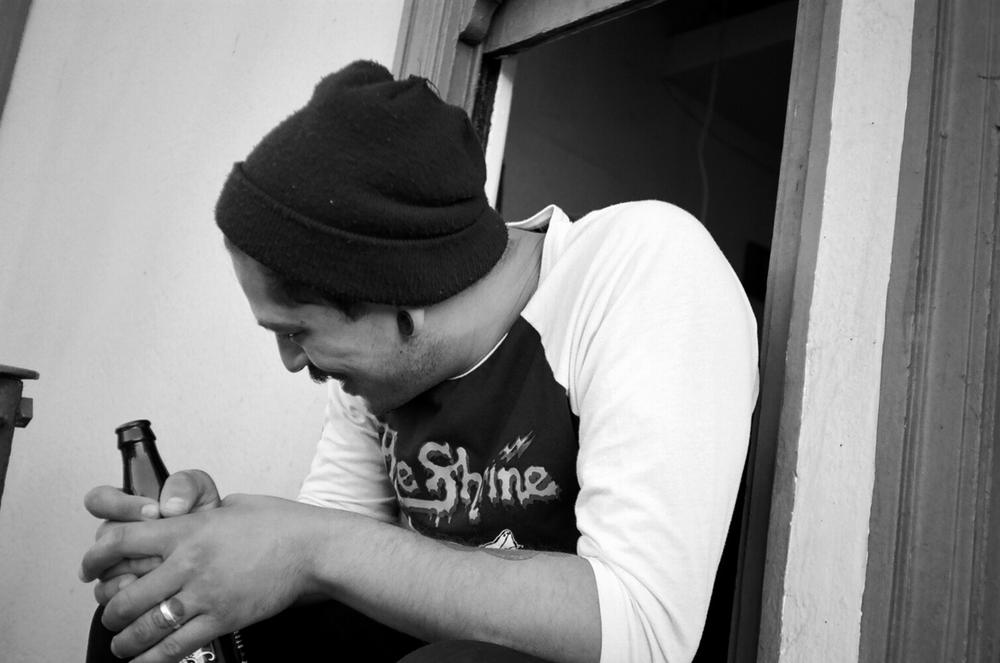 Daniel Martinez: In The Window