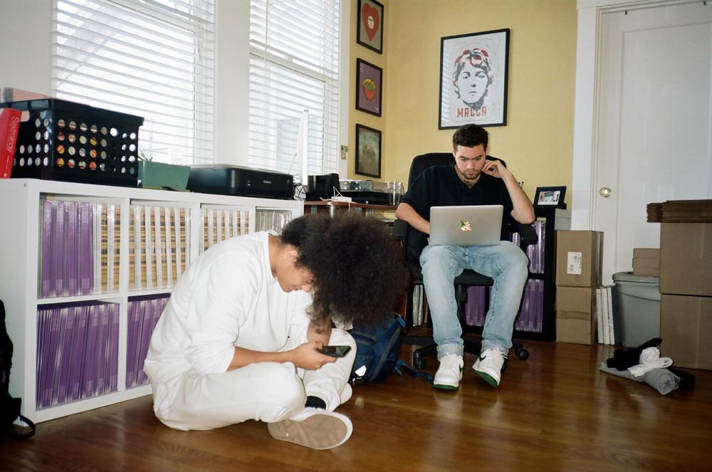 Samuel Burgess & Patrick Moralas (WIKI): @ Urban Scandal Records