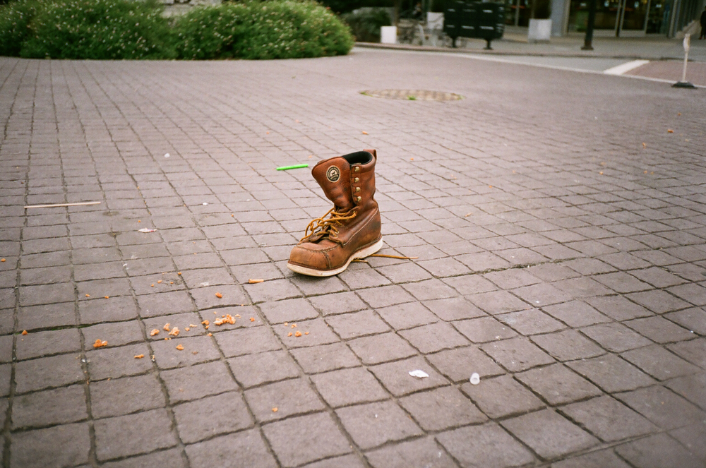 The Lost Shoe
