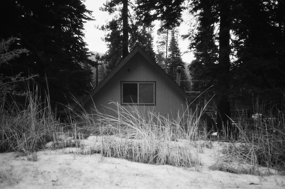 California A-Frame