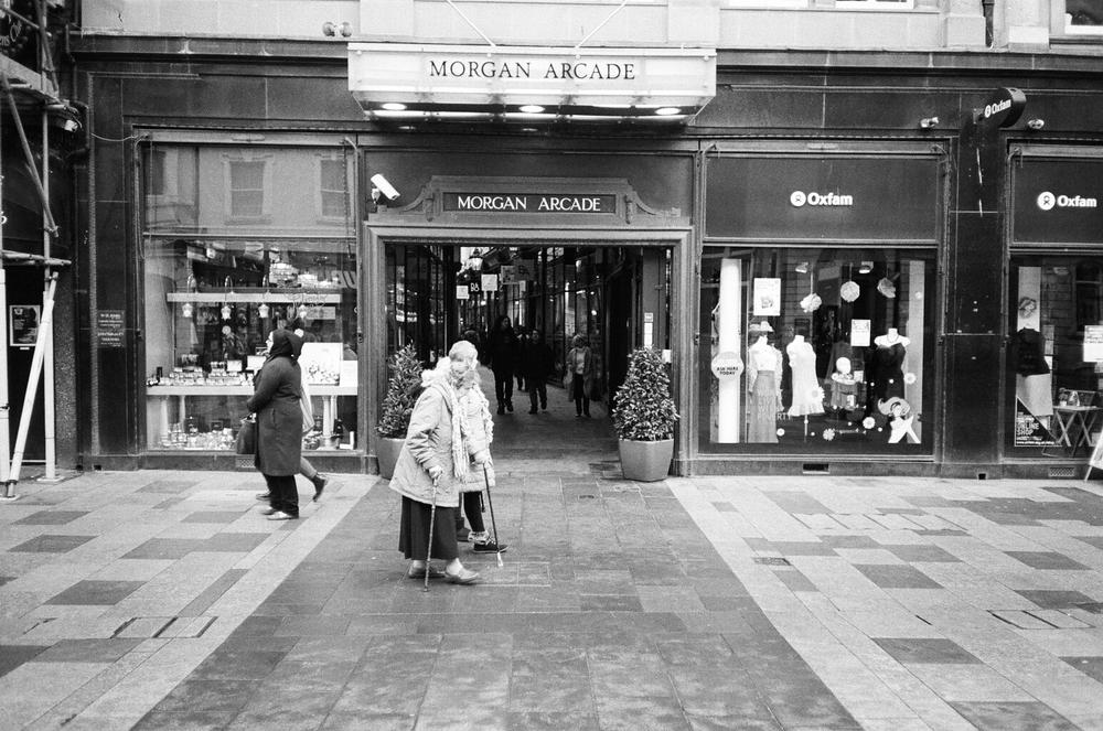 Morgan Arcade #2: Back In Time