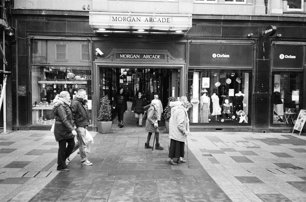 Morgan Arcade #1