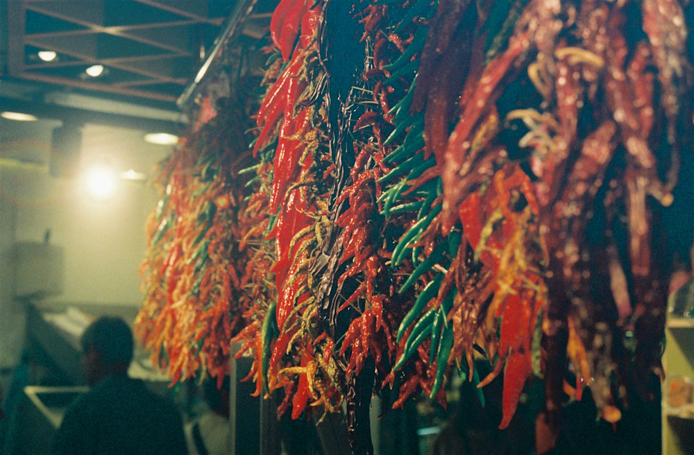 Drying Peppers A La Boqueria.jpg