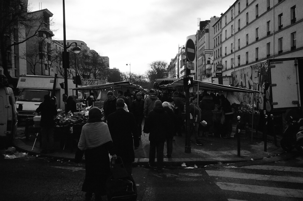 Farmer's Market: Paris