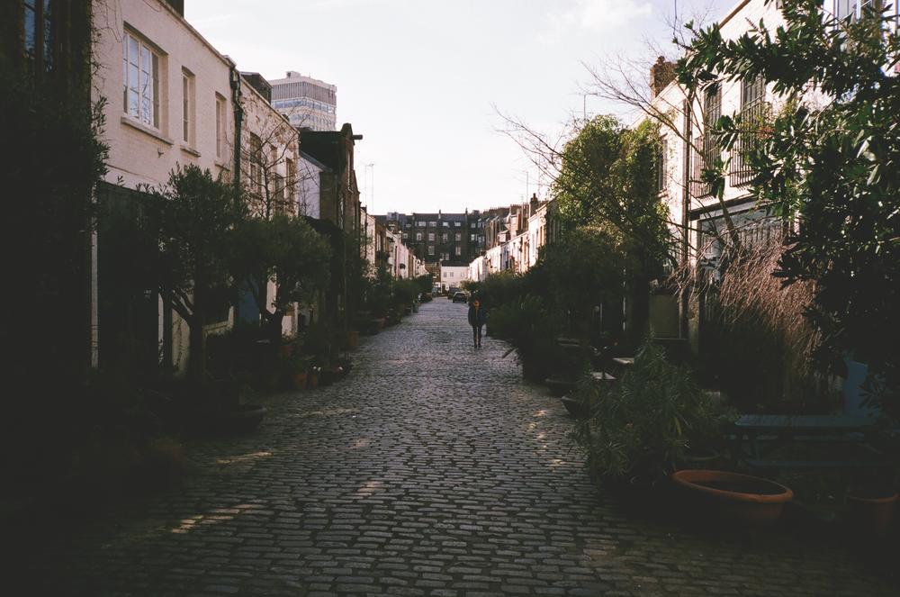 To A Cobblestone Street