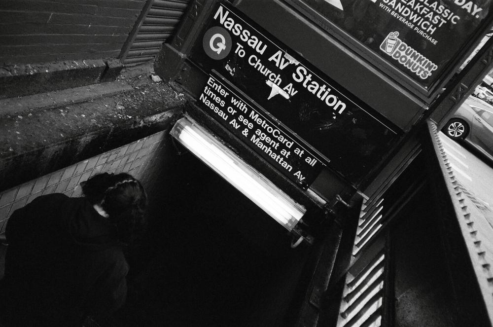 Nassau Av Station