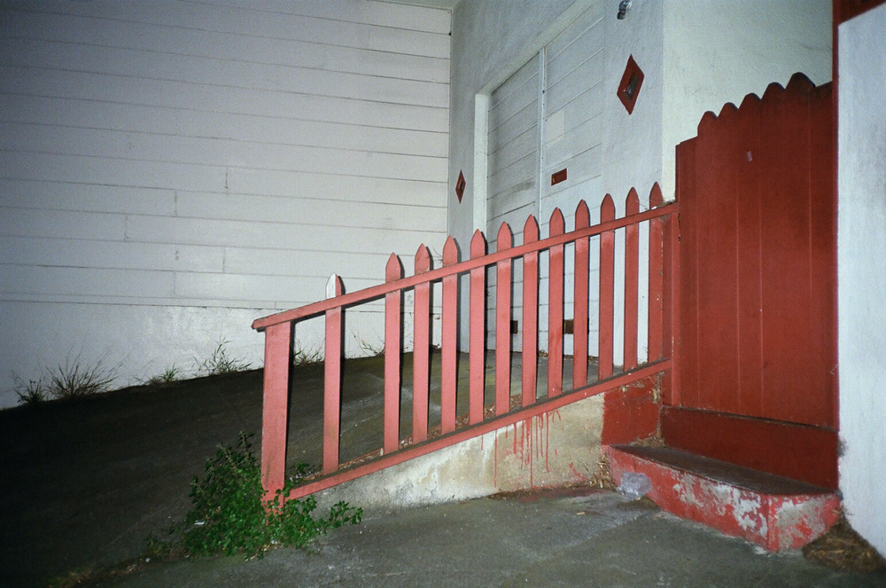 Red Gate, Red Fence.