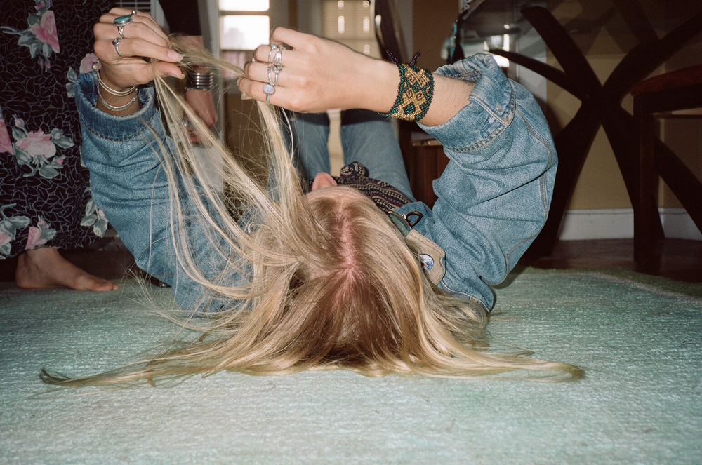 Caroline Bradley: Princess Hair