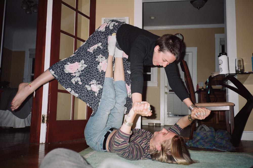 Grace & Caroline: Let Me Fly