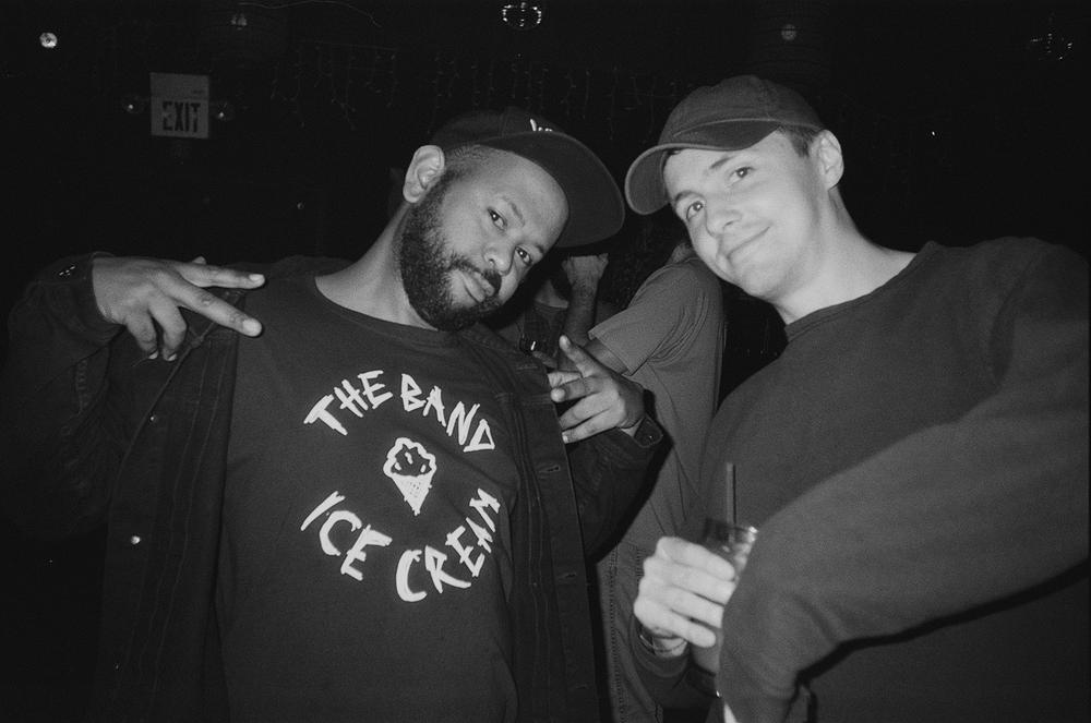 Elcer Rivas & Joseph Sample: Hats