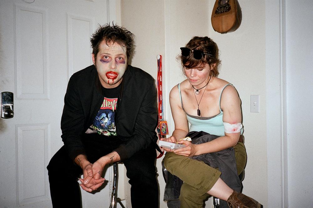 Spencer & Mary: Circa 1989
