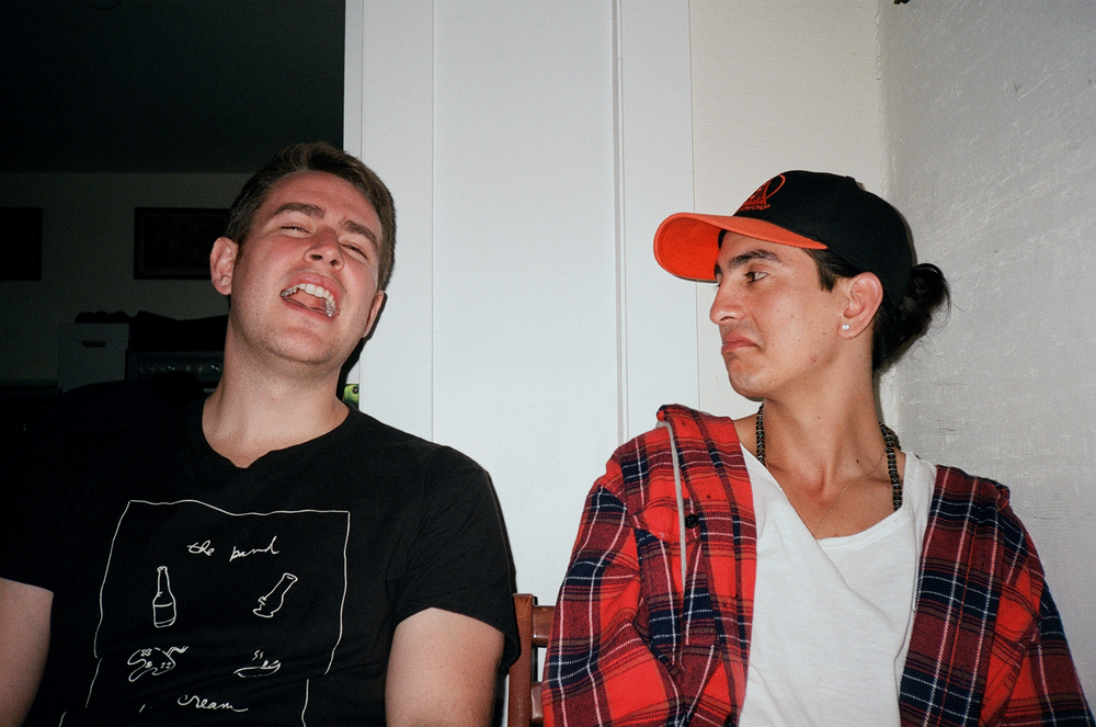 Josh Barnes & Arnold De La Rosa: Thizzin