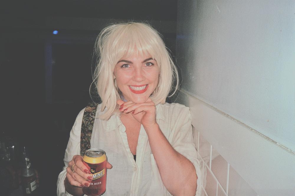 Kathryn Ryan: As A Blonde