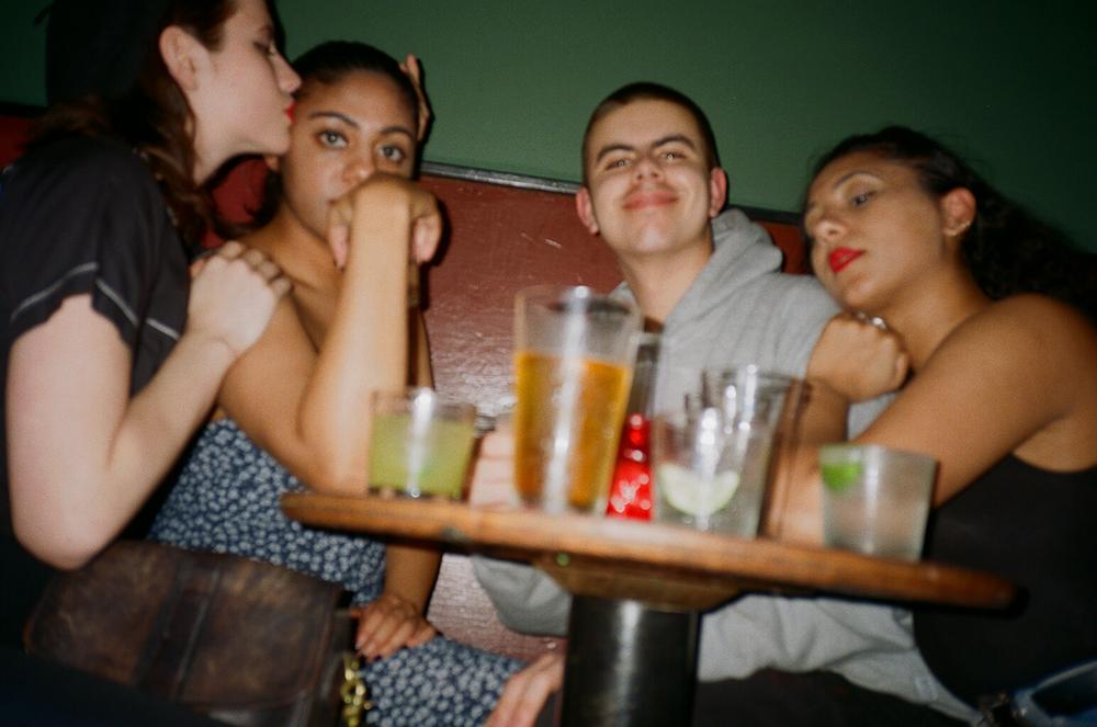 Chelan, Mags, Julian & Lo: Tuesday Drinks