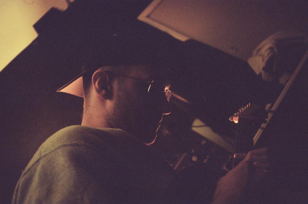 Tim Vickers: Backward Hat