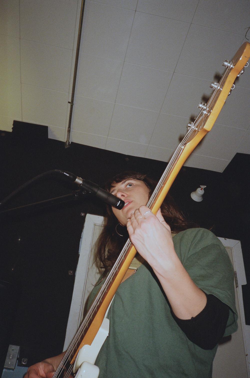 Olivia Gerber: Green