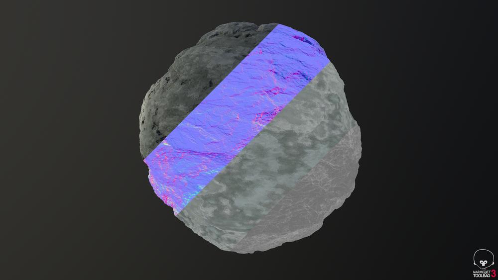 Breakdown: Weathered Shale Rock