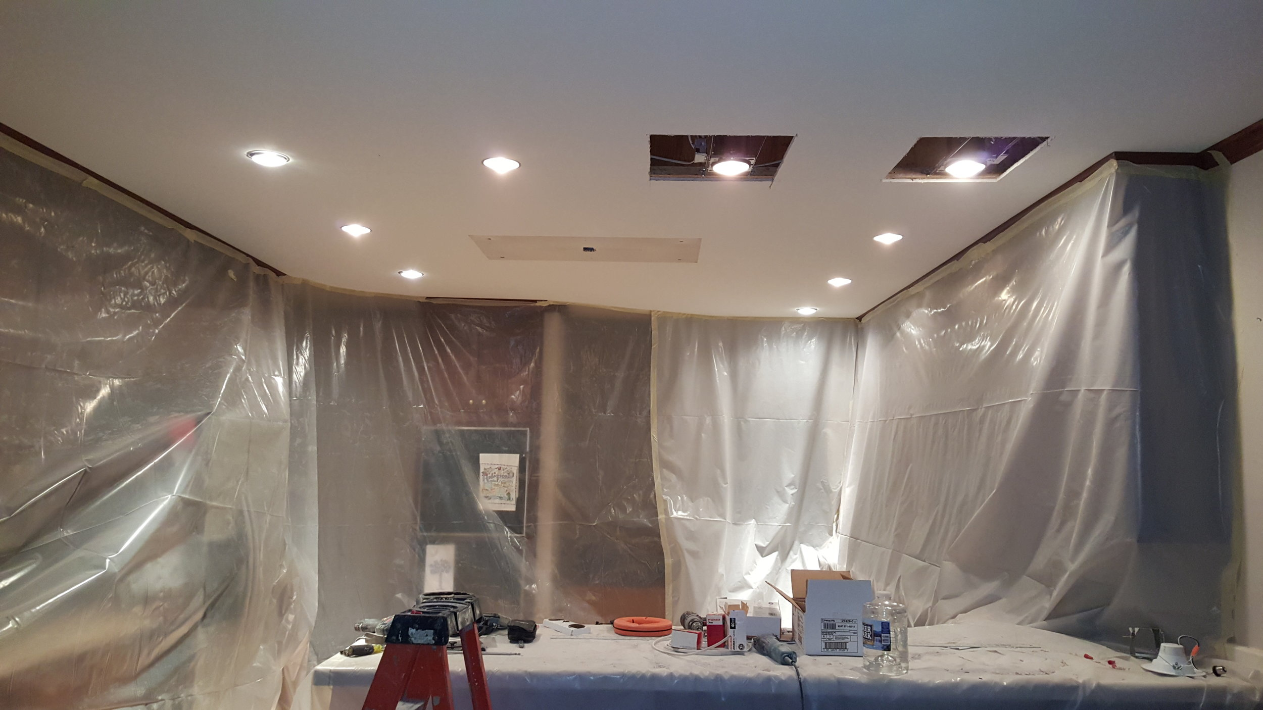 Residential Harvey Electrical Rewiring A Room From Adding Recessed Lighting To Completely House Can Meet Your