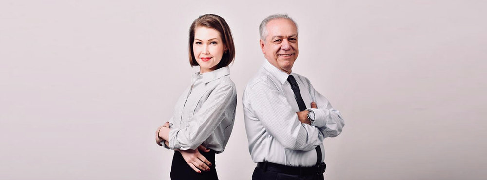 Natalia V. Rusanova  And  Mr. Antonio Lemma