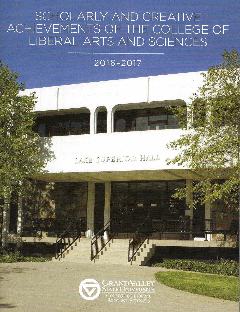 CAST Featured in GVSU's Scholarly and Creative Achievements of the College of Liberal Arts and Sciences - Being featured in this publication at GVSU is a real honor. Big thanks to Monica Johnstone, who wrote this lovely article about Renée and CAST!