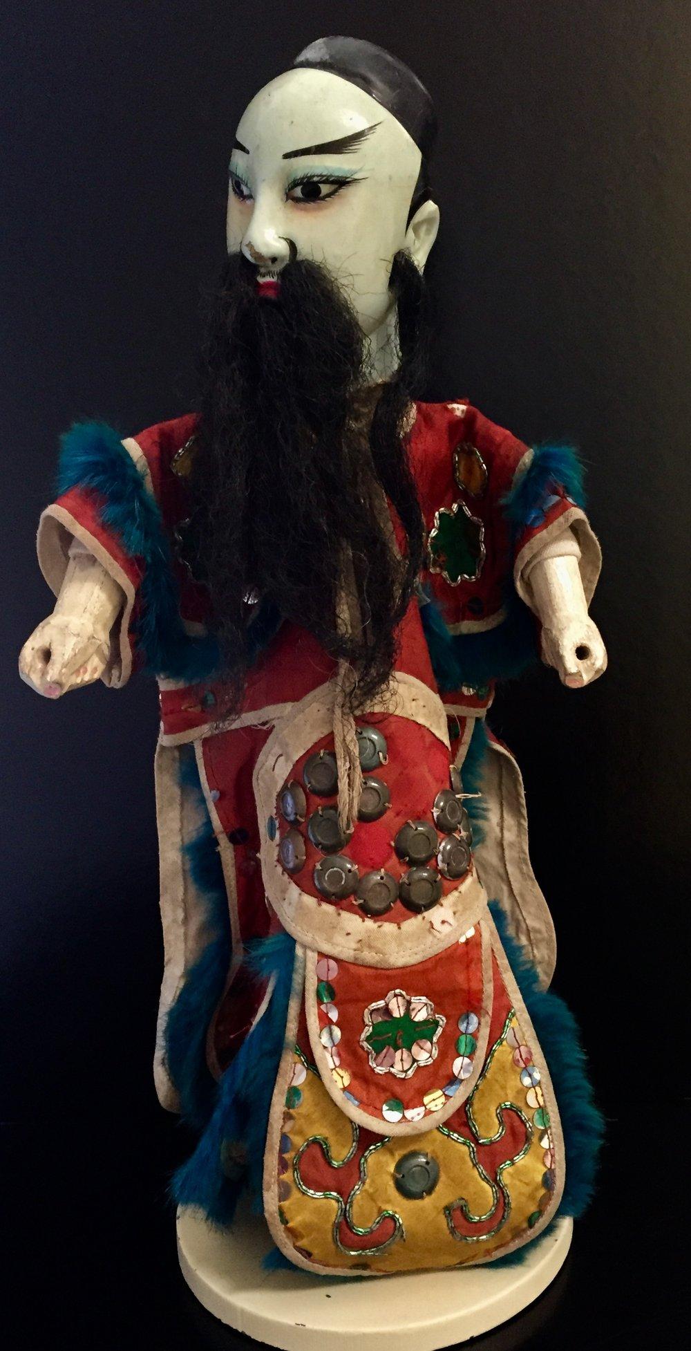 Chinese Opera Puppet