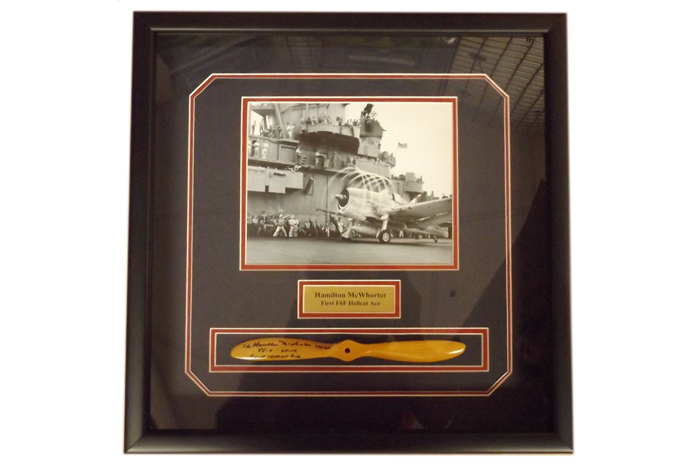 Hamilton McWhorter/Navy Ace