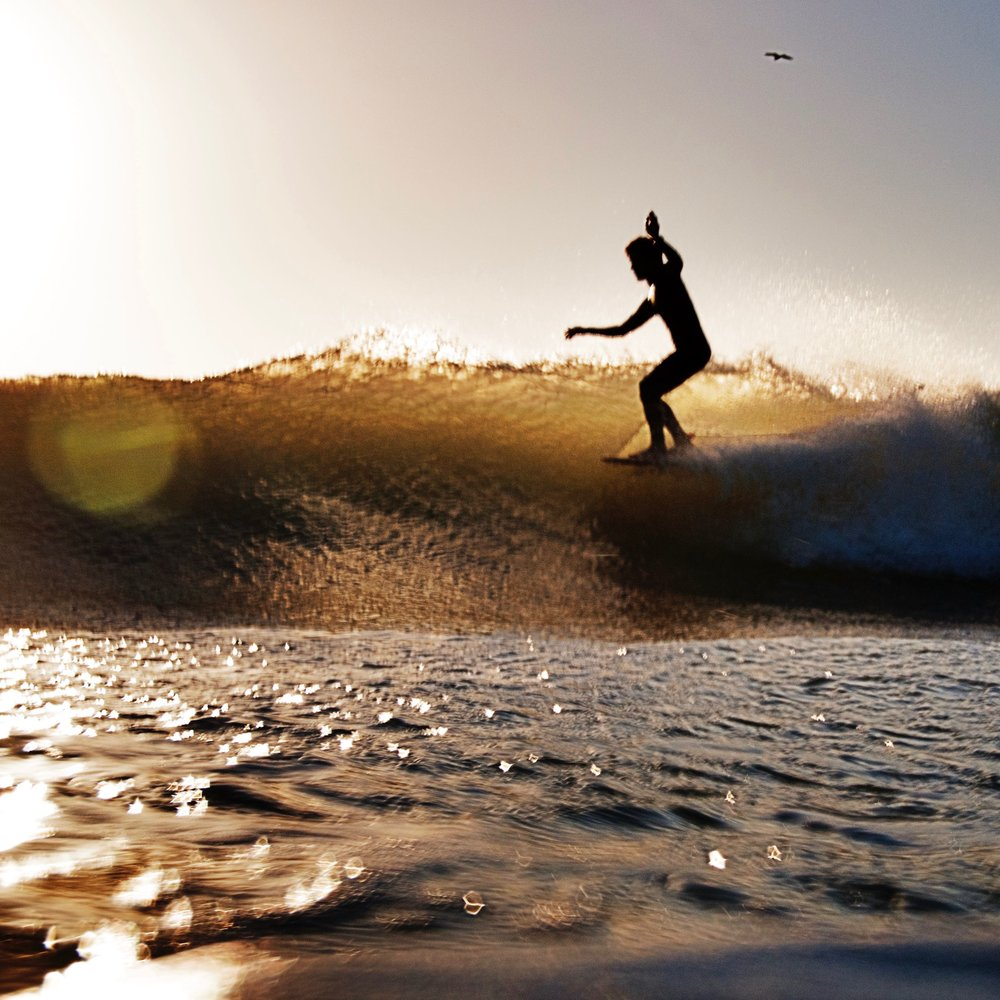 Ocean inspiration and playtime in Morocco.