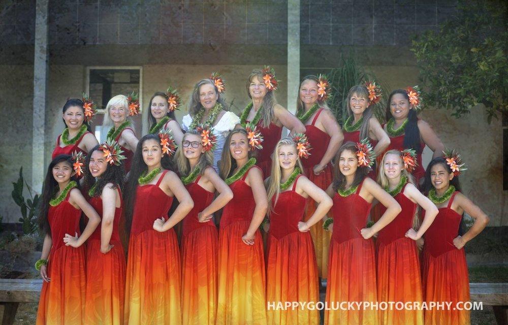 Te Hau Nui - 3:00-3:30 Hula and Tahitian dance performance.