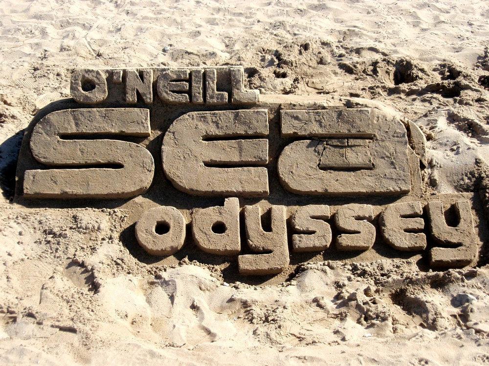 Sand Art - Bill Lewis will create his Santa Cruz Sand art.
