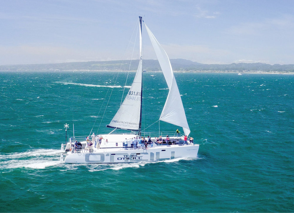 Raffle Drawing - 3:30 The lucky winner of the 2-hour private sailing charter will be announced. Tickets are available now so get yours today!