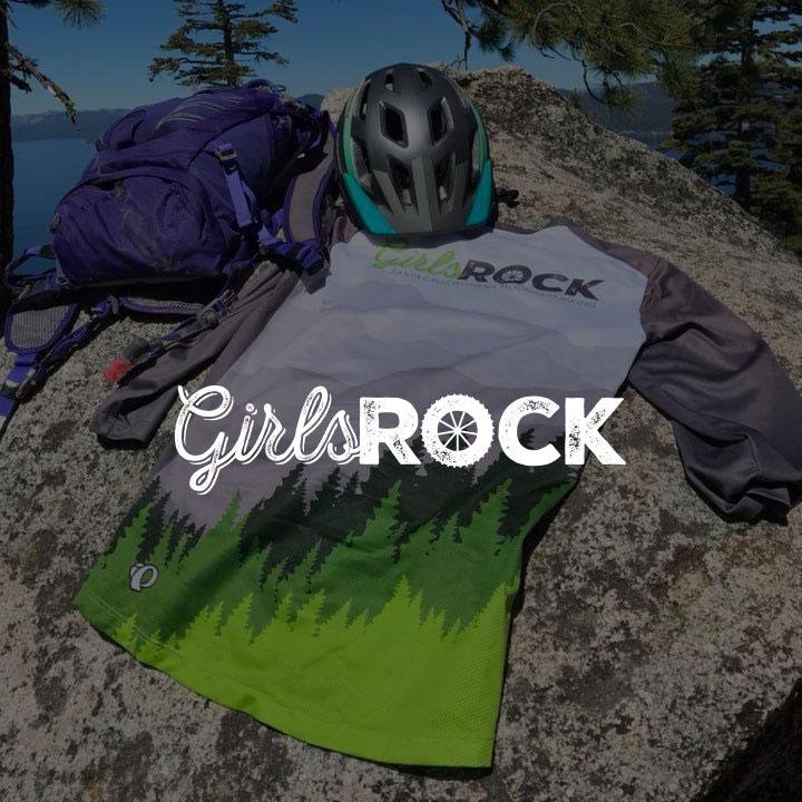 Girl Rock  Women's Mountain Biking > Everything design. Everything.