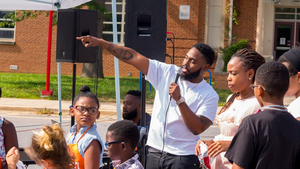 WADE'S BACK TO SCHOOL COMMUNITY DRIVE - This is one our annual events that we do in the different communities around the US.LEARN MORE HERE