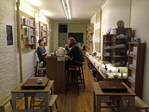 Tea Drunk: 123 E 7th St, New York, NY 10009