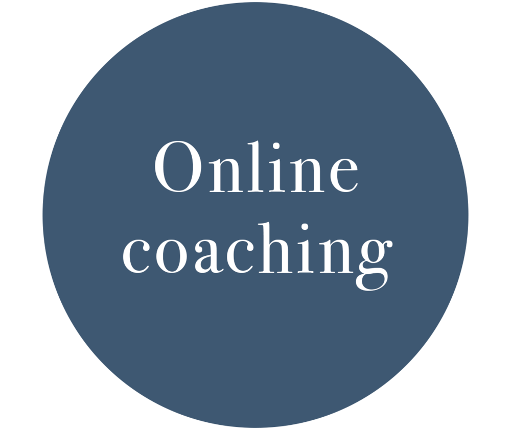 Online Coaching Information