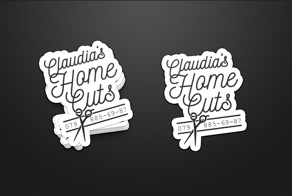 Home_Cuts_claudia_logo_design_sticker.jpg