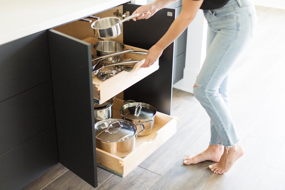 Threshold Pots & Pans from Target    | Old Navy Jeans (   similar   ) |    Similar Pullout Drawers