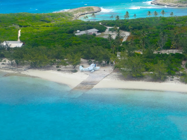 Children's Bay Cay - Seaplane ramp source:out island flyers