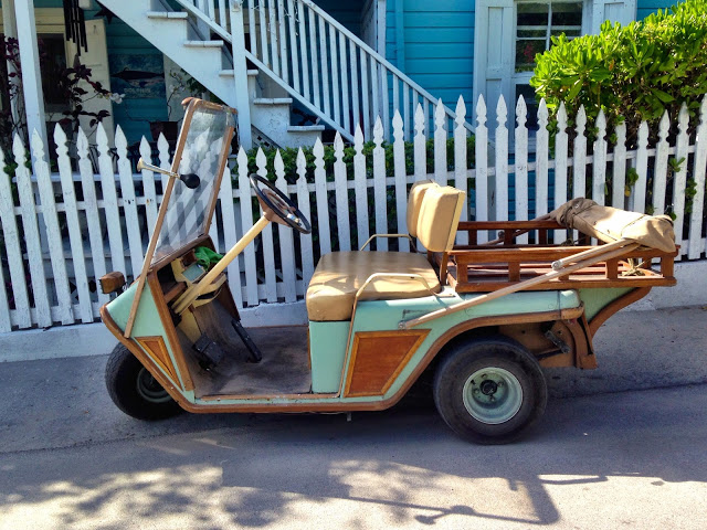 The Antique Woody Convertible