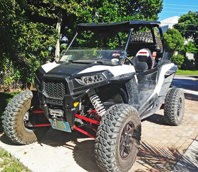 The Monster Truck/Rally Car/Dune Buggy Hybrid