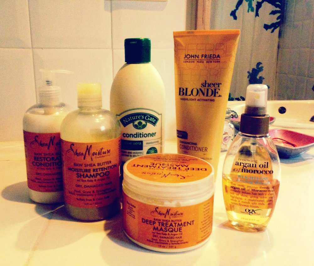 An ever-changing buffet of hair conditioners