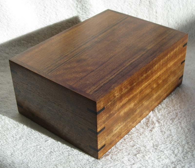 Shedua Ebony Box