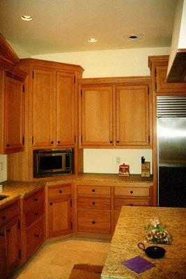 Bungalows Kitchen