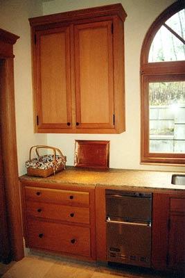 CVG Fir Kitchen